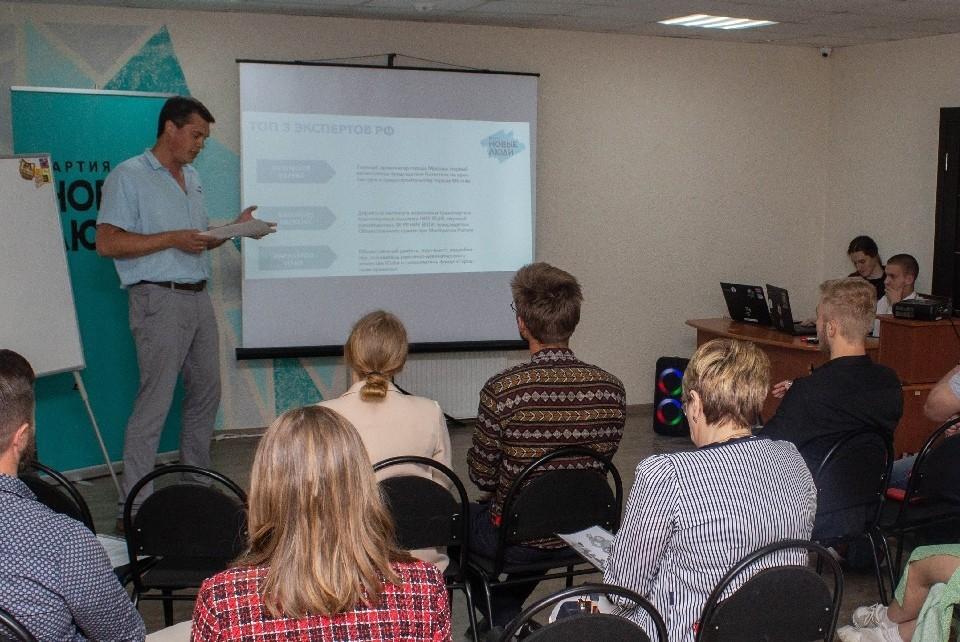 В Крыму необходимо организовать молодежные бизнес-инкубаторы, считают эксперты клуба