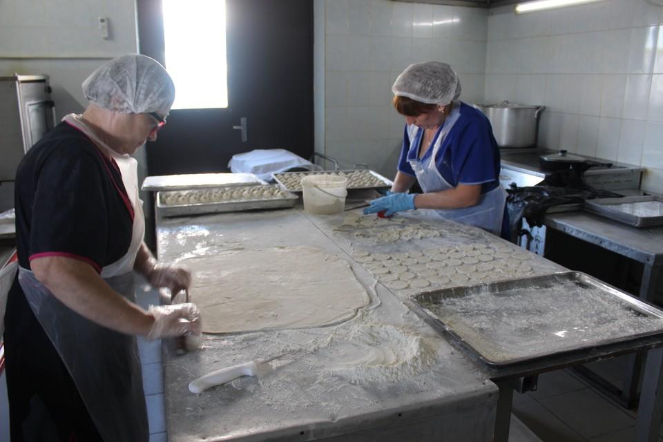 Скопинцы отдают предпочтение продукции местных производителей.