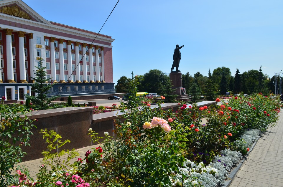 ДТП произошло на Красной площади