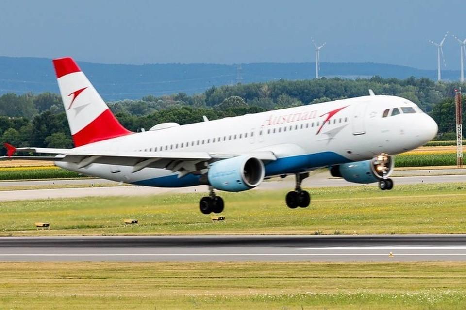 Россия разрешила 28 мая Austrian Airlines совершить рейс из Вены в Москву в обход Беларуси. Фото: Michal - MPstudio/Shutterstock/FOTODOM
