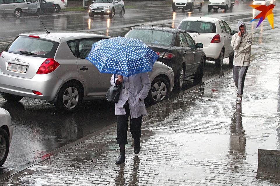 Дождливые выходные ожидают белорусов 29 и 30 мая.