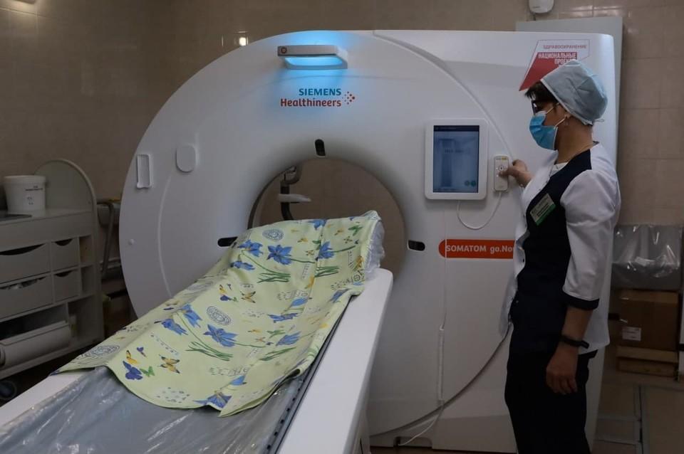 В Кузбасс поступили современные компьютерные томографы. Фото: АПК.