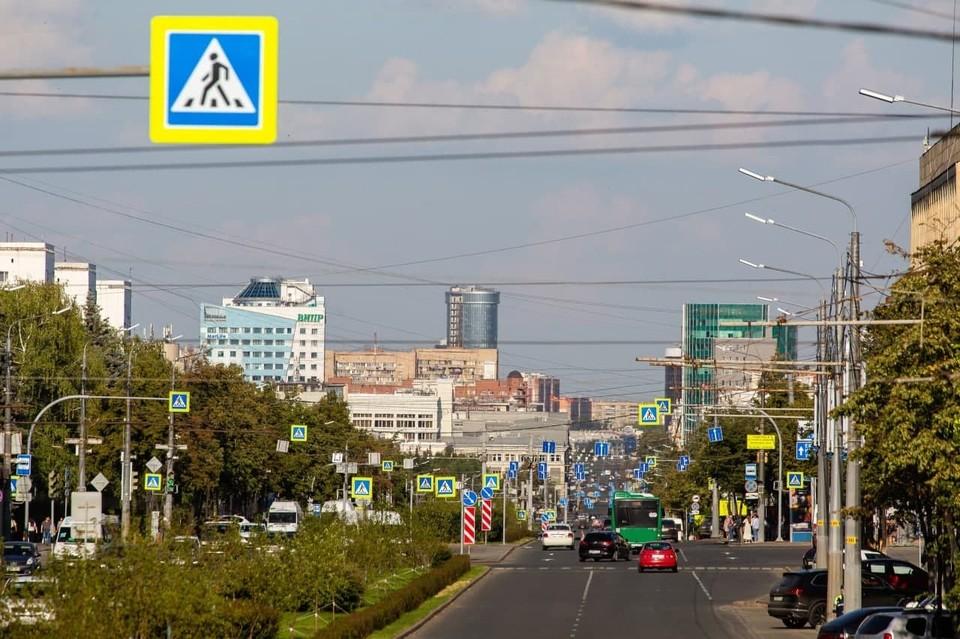 В Челябинской области объемы выбросов снизились на 7,3 %.