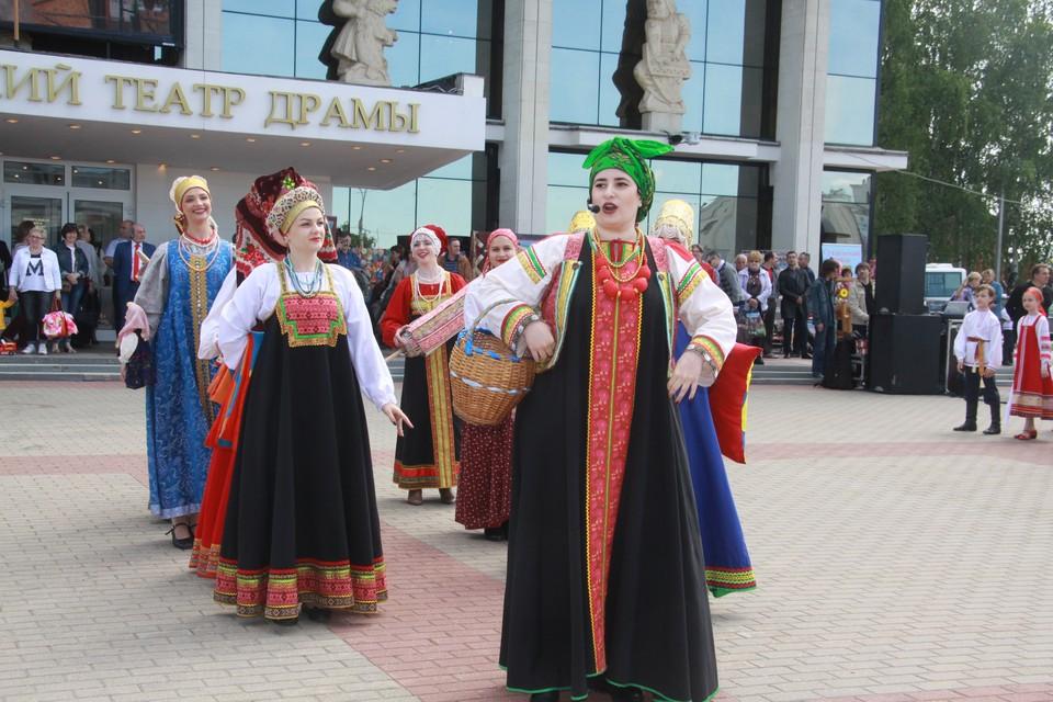 Владимирский театр драмы был средоточием культуры