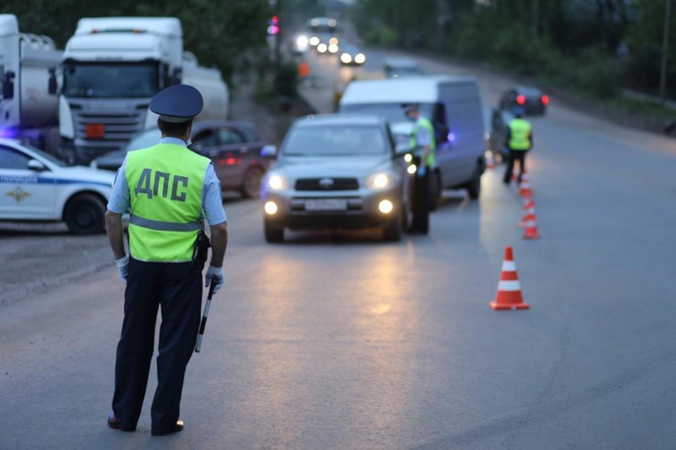 На предстоящих выходных автоинспекторы будут ловить пьяных водителей. Фото: vk.com/gibdd43
