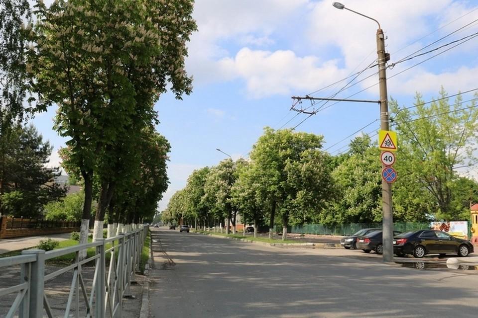 Четыре бригады вывел подрядчик на капремонт улиц Пушкина и Димитрова в Брянске после критики властей.