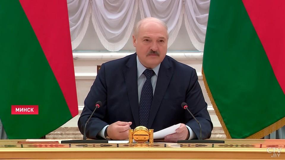 Лукашенко встретился с главами правительств СНГ. Фото: СТВ