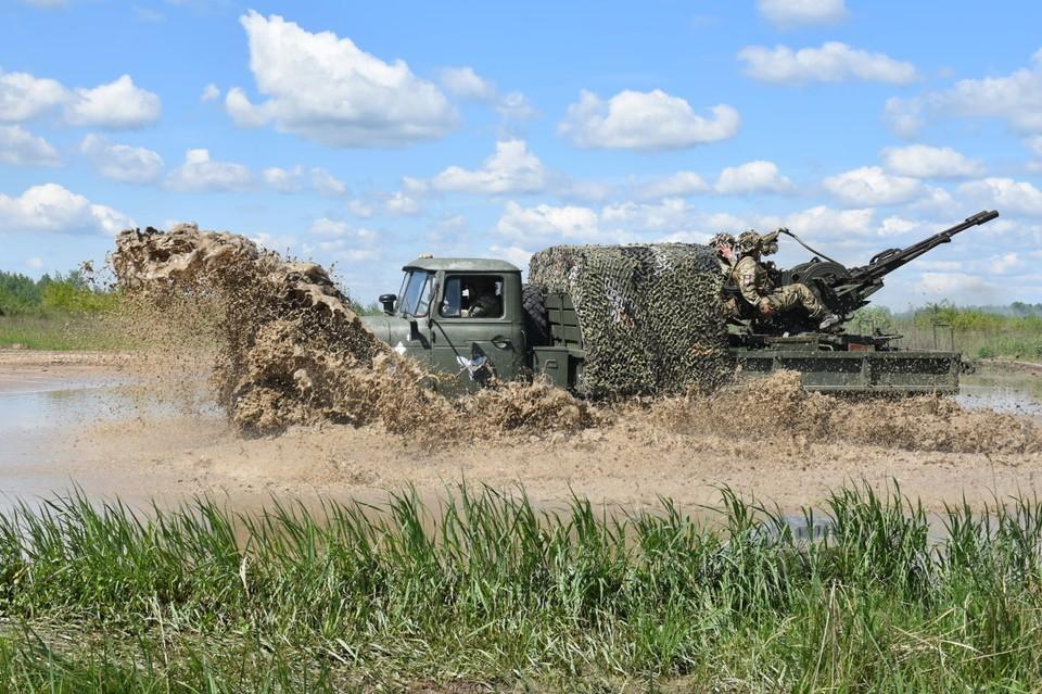 Факт, что Россия «на войну» так и не явилась, генерал почему-то обошел стороной. Фото: Минобороны Украины