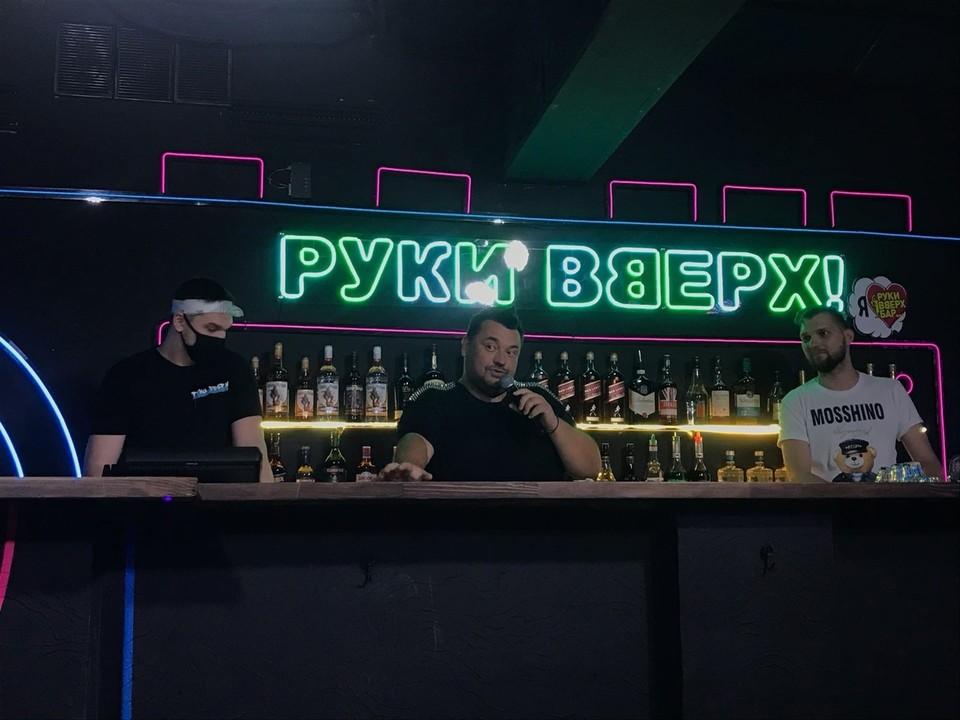Сергей ответил на вопросы журналистов