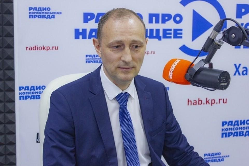 Владимир Матвеев: «У Хабаровска есть чему поучиться другим городам»
