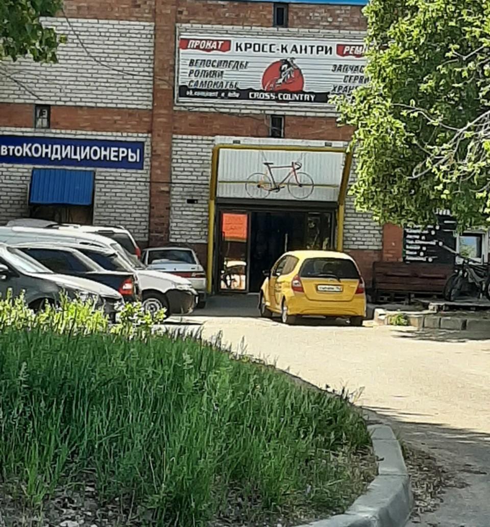 Злоумышленник похитил из пункта проката дорогой велосипед. Фото: ГУ МВД по Самарской области