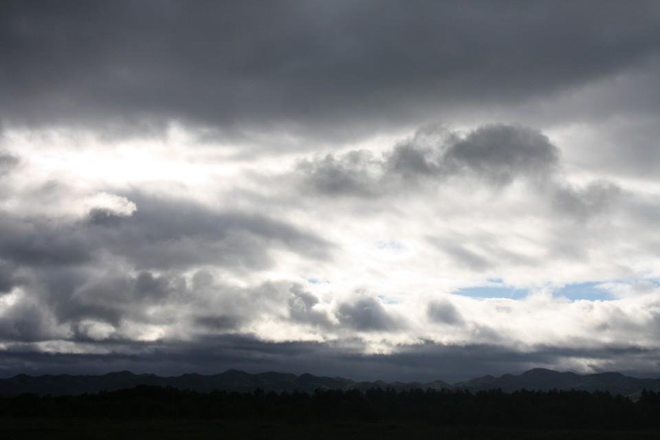 На юге Сахалина ожидается переменная облачность, небольшой дождь