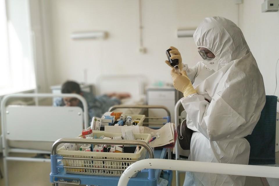 От коронавируса за минувшие сутки умерли шесть человек.