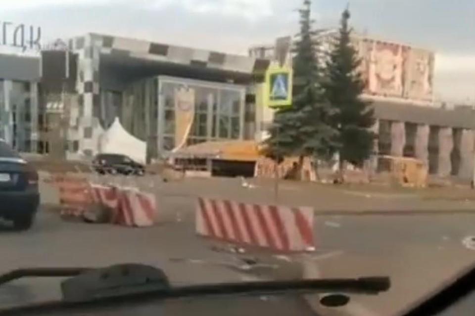 Фото: скрин видео из соцсетей