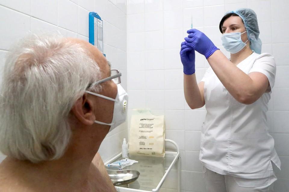 Вторую дозу вакцины можно получить в Молдове. Фото: соцсети