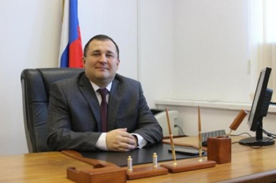 Главой района Галкин стал в 2020 году. Фото: сайт администрации Балахнинского района