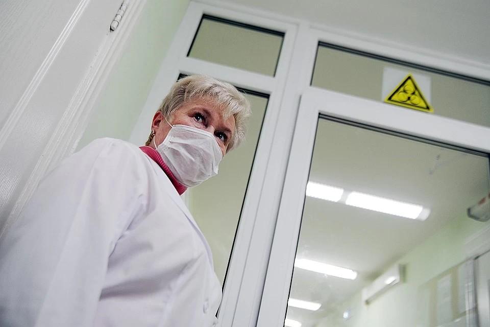 Всего с начала пандемии в Пермском крае официально подтверждено 57 371 случаев коронавирусной инфекции.