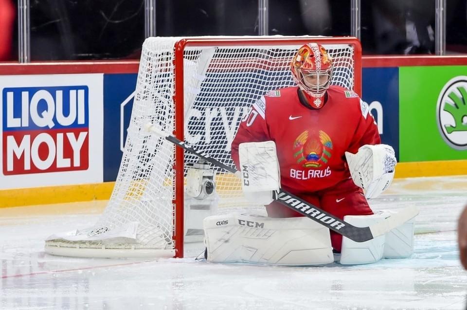 Сборная Беларуси по хоккею на чемпионате мира в Латвии проиграла Швейцарии — 0:6. Фото: hockey.by.