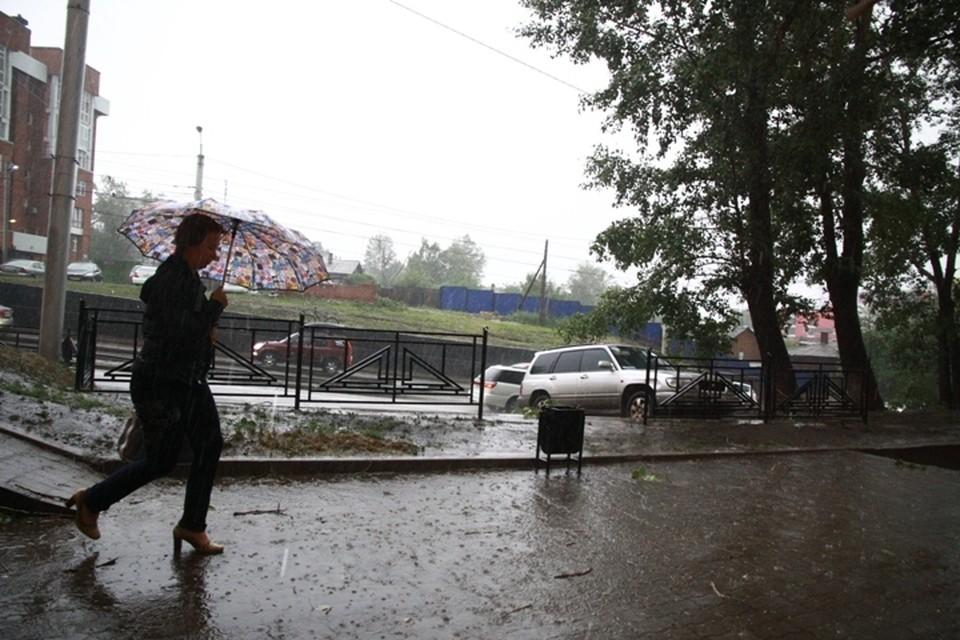 Прогнозы синоптиков: 31 мая в Приангарье пойдет снег, а 1 июня - дождь