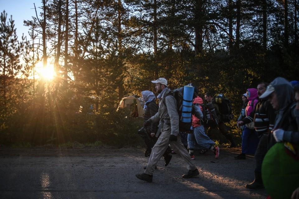 Не жаркая, но солнечная погода - хорошие условия для тех, кто 3 июня отправится в Великорецкий крестный ход.