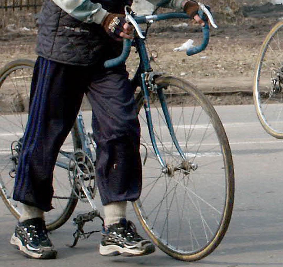 Укротитель велосипедов по-тульски: полицейскими задержан веловор