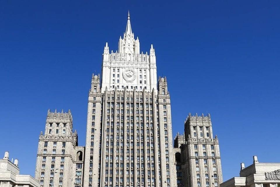 В МИД России заявили, что Москва будет защищать Беларусь, если ЕС введет экономические санкции. Фото: ТАСС