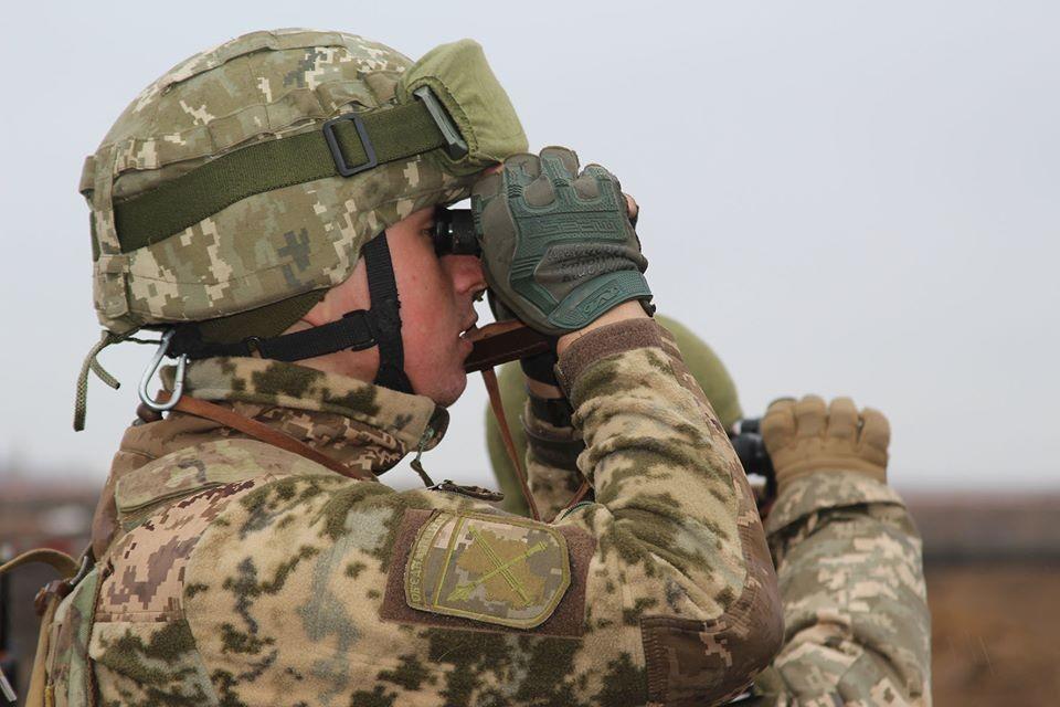 В минувшие сутки ВСУ не нарушали перемирие на линии соприкосновения в ДНР. Фото: пресс-центр штаба ООС
