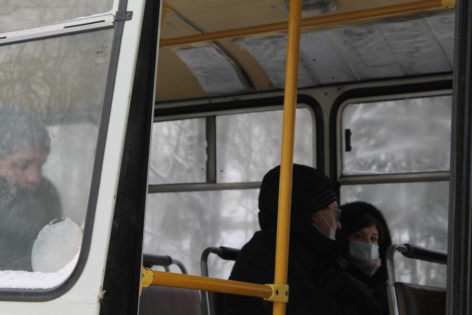 Временное изменение движения автобусов связано с перекрытием Сысольского шоссе в районе ЖК «Ласточкино гнездо».