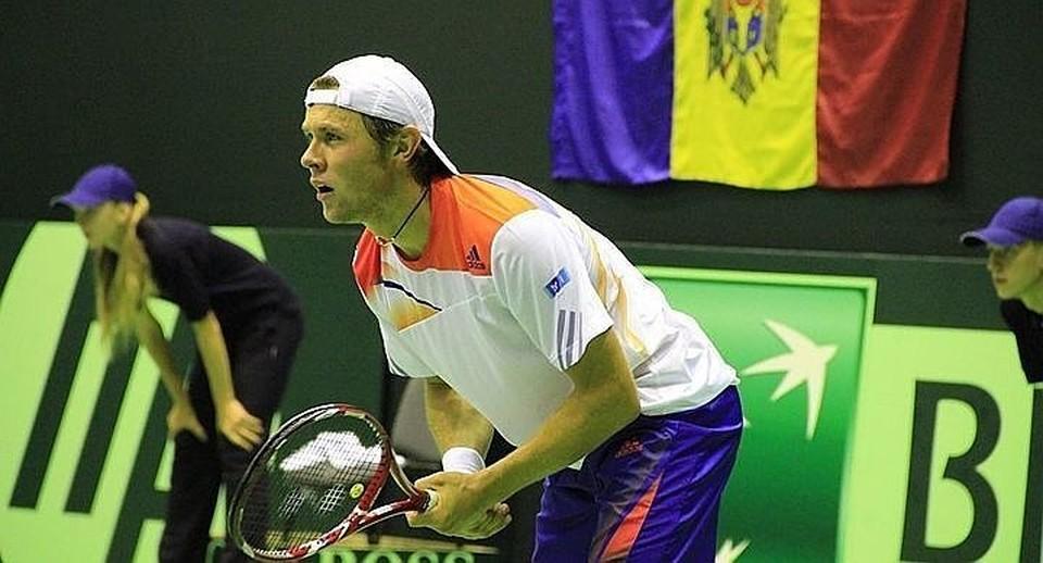 Лцчший молдавский теннисист Раду Албот (Фото: ftm.md).