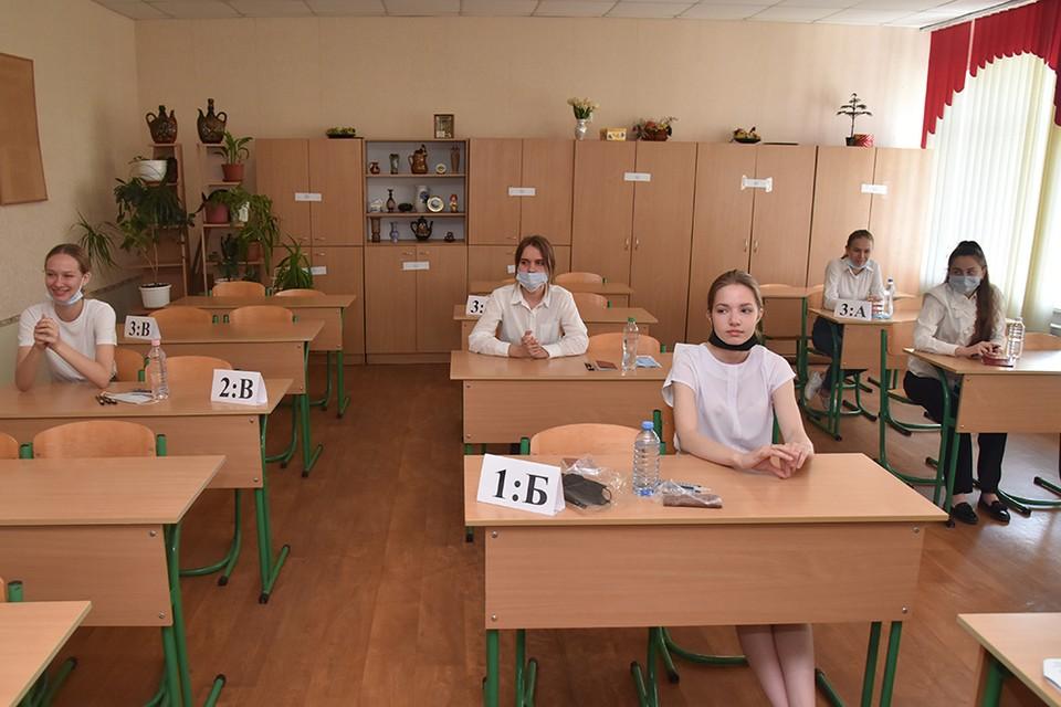 Выпускники впервые сдали ЕГЭ на территории Республики. Фото: сайт Главы ДНР