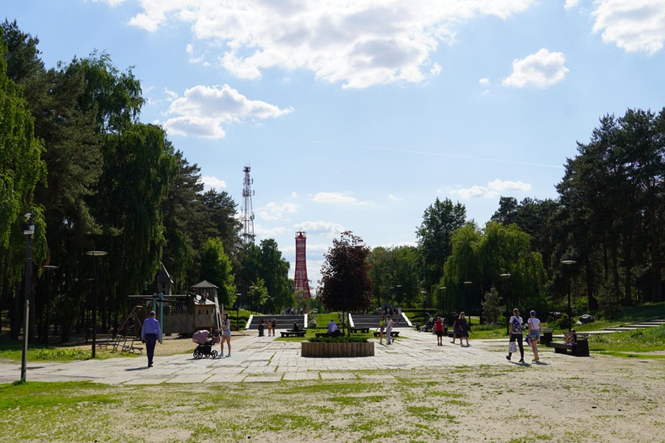 """И хотя лидером стал парк """"Алые паруса"""", остальные пять пространств тоже начнут обновлять в этом году"""