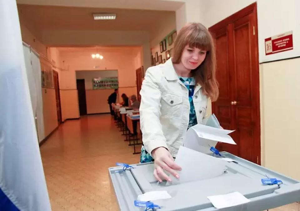 Выборы на Алтае