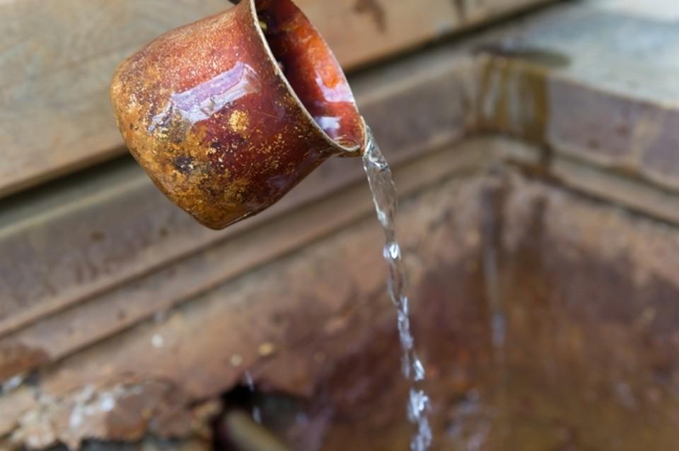 Омичам весь день придется обходиться без холодной воды.