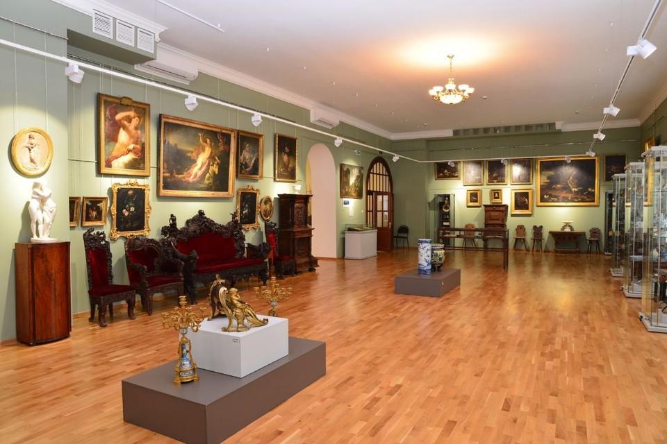 Моршанскому музею уже более ста лет