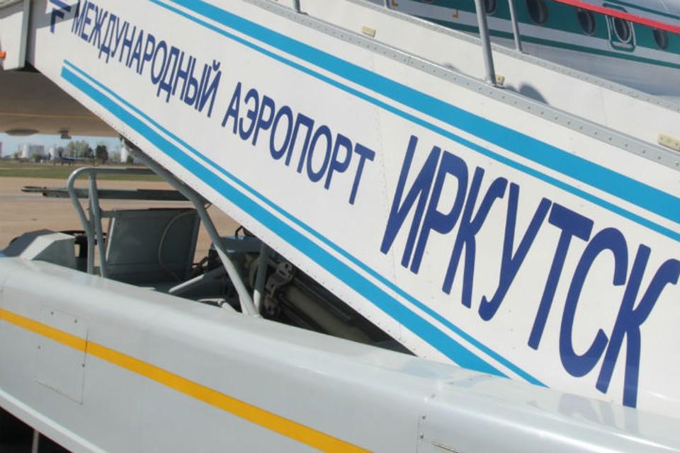 Рейсы в Сеул и Каир откроет международный аэропорт Иркутска в июне