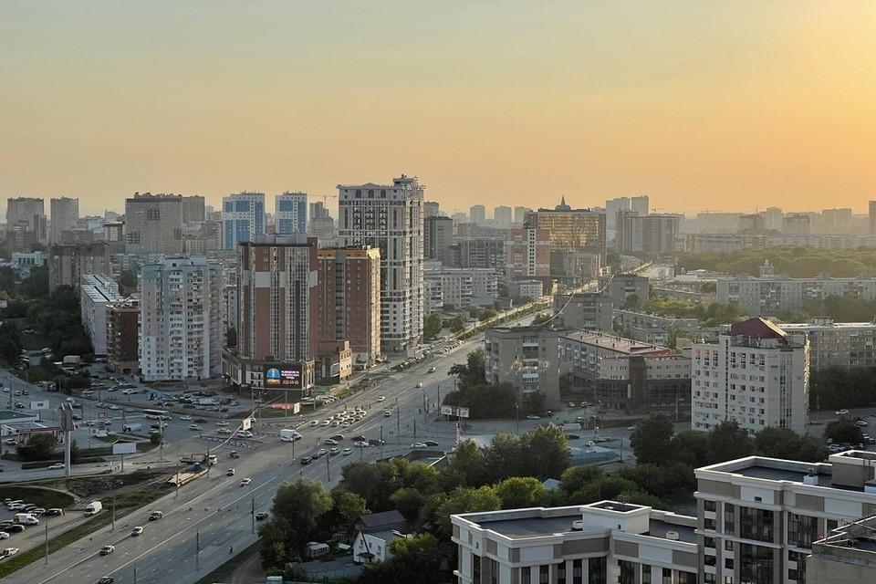 В Новосибирске 2 июня ожидается повышенный уровень пыли в воздухе.