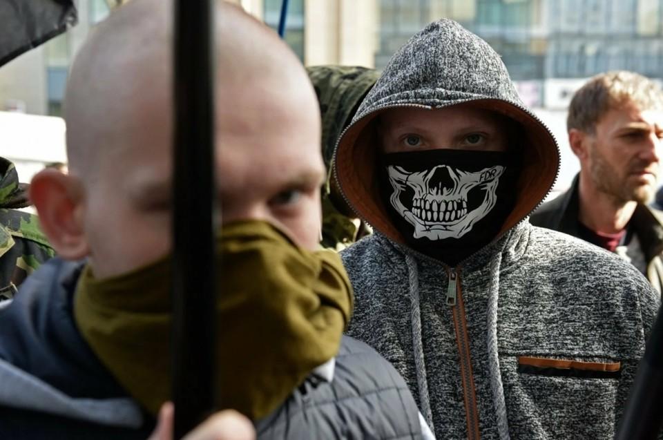 Запад никак не разглядит нацистов на Украине. Фото: архив «КП»-Севастополь»