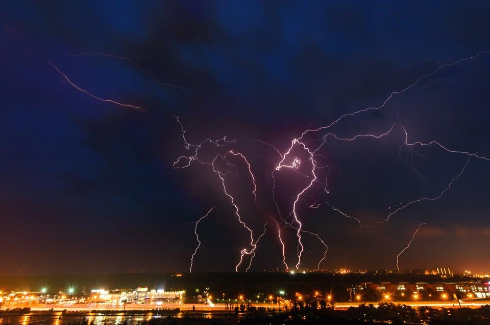Погода в Краснодаре на 2 июня 2021 года: ливни, грозы и ураган обрушатся на краевой центр