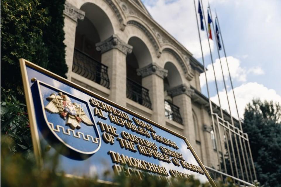 Доходы Таможенной службы увеличились на 25% (Фото: Таможенная служба Молдовы).
