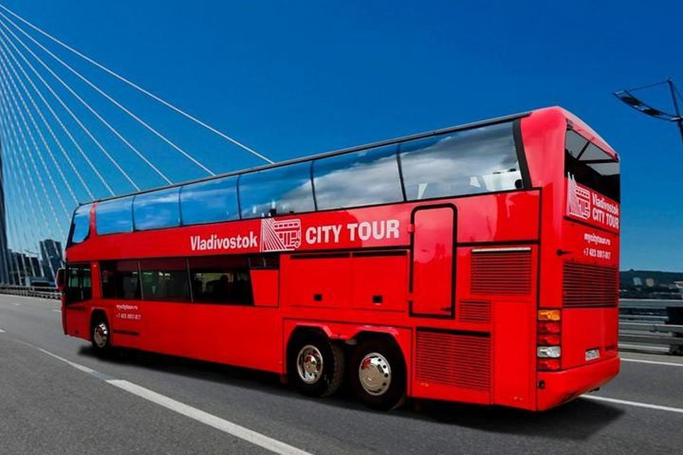 Первый тур запланирован на 5 июня 10:00. Фото: Vladivostok city tour, проект «Голос внутри».