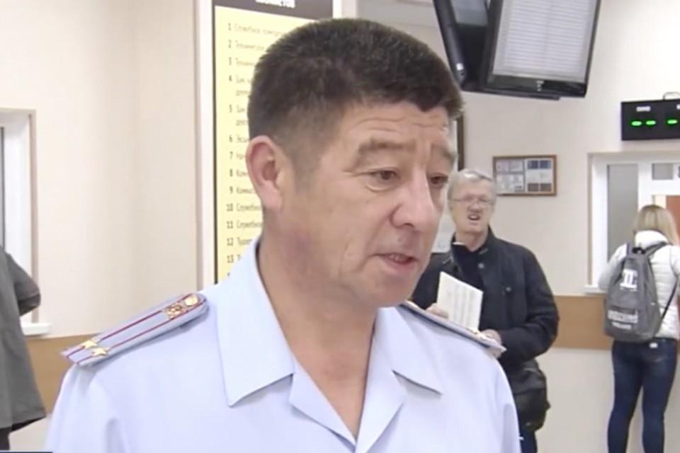 Ильдуса Шайбакова разыскивают его бывшие коллеги Фото: ГТРК