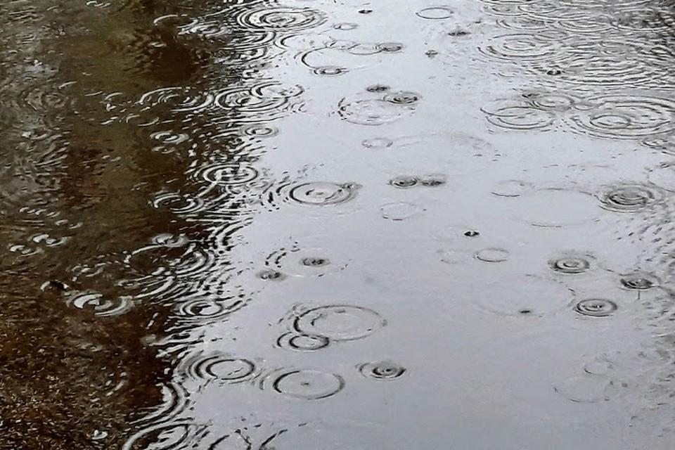 Субботу, 29 мая, местами на полуострове прошли сильные дожди.