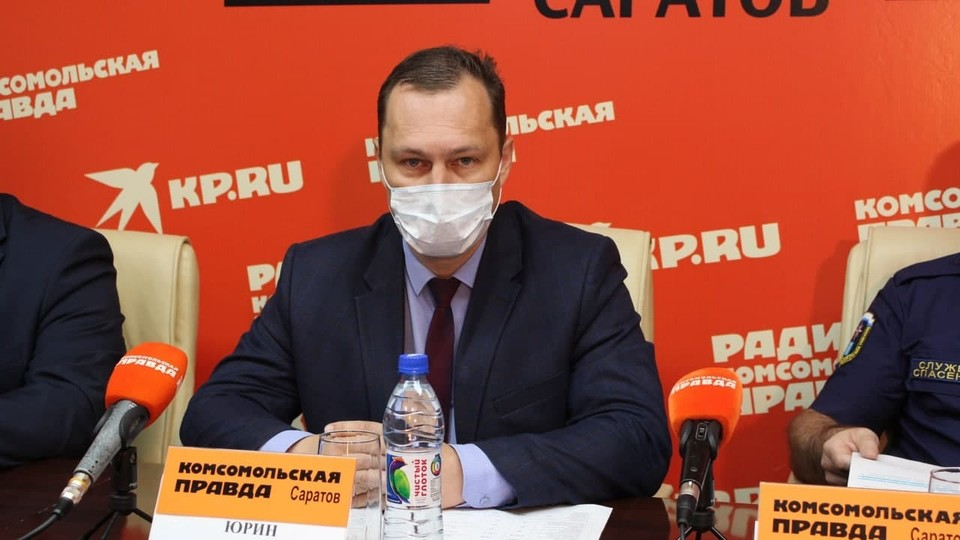 Юрий Юрин