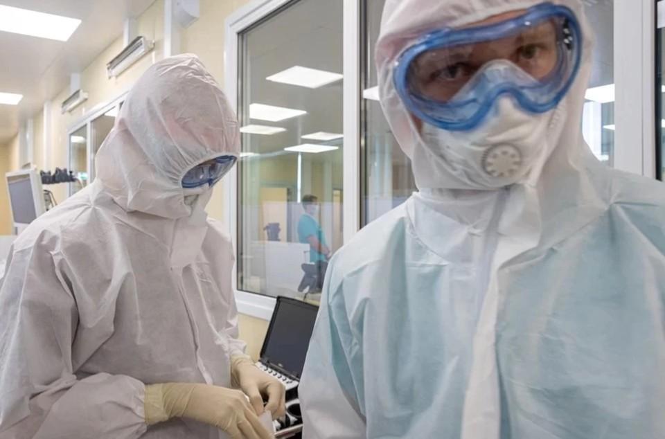 За сутки в Республике у 71 человека выявили пневмонии