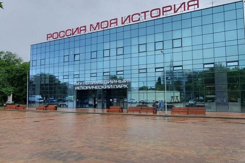 Экспозицию разместят на трех площадках Фото: страница в Instagram Алексея Логвиненко
