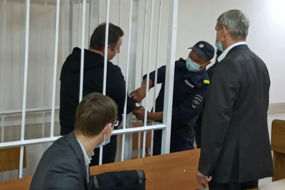 Это третье уголовное дело Андрея Уткина
