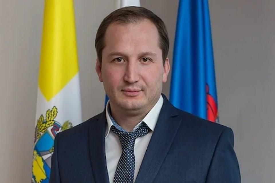 Максим Клетин. Фото: администрация Георгиевска