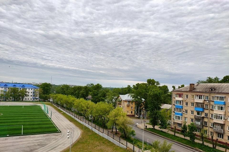Погода 3 июня: на Хабаровский край надвигаются сильные ливни