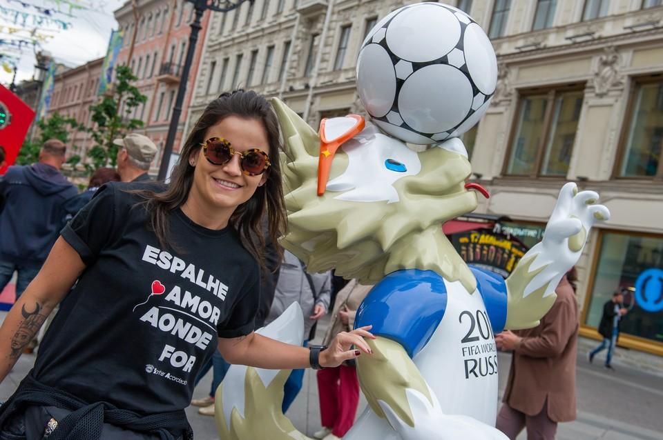 Второй раз за три года Петербург примет большой футбольный праздник.