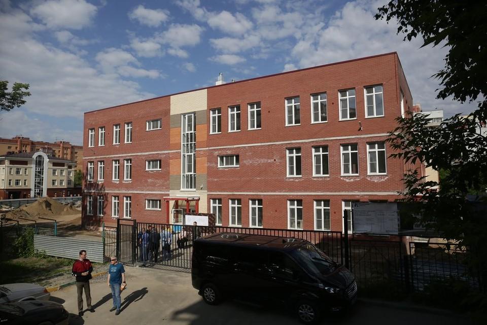 В Октябрьском районе Новосибирска откроют новый детский сад. Фото: предоставлено мэрией Новосибирска